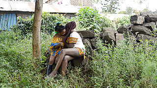 Real African Amateur Lesbians Exposed